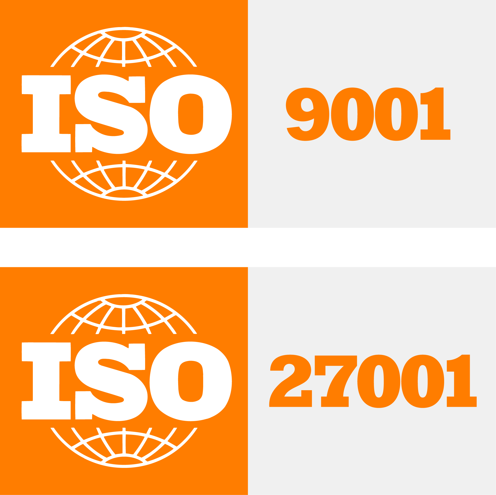 ISO 9001 - 27001